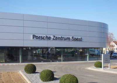 Porsche Autohäuser