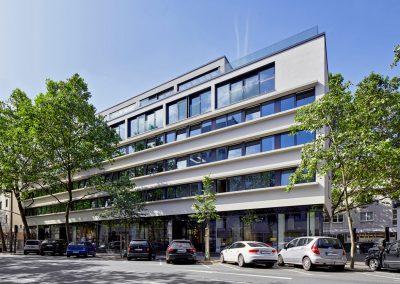 Wohn- und Geschäftshaus, Mainz