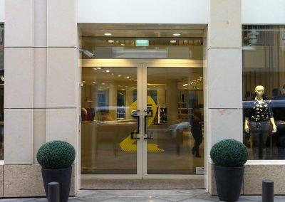 Bank Verwaltungs-Gebäude, Frankfurt